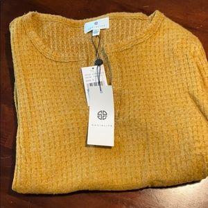 Socialite Waffle Knit